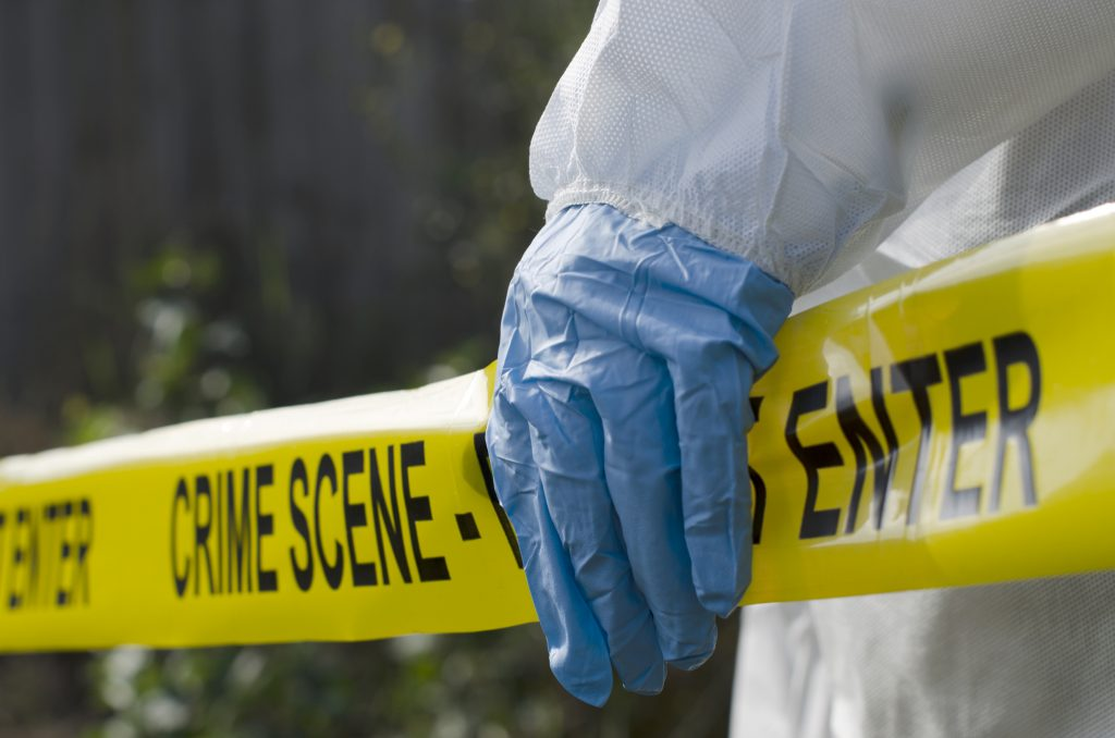 Goodyear Crime Scene Cleanup Investigation