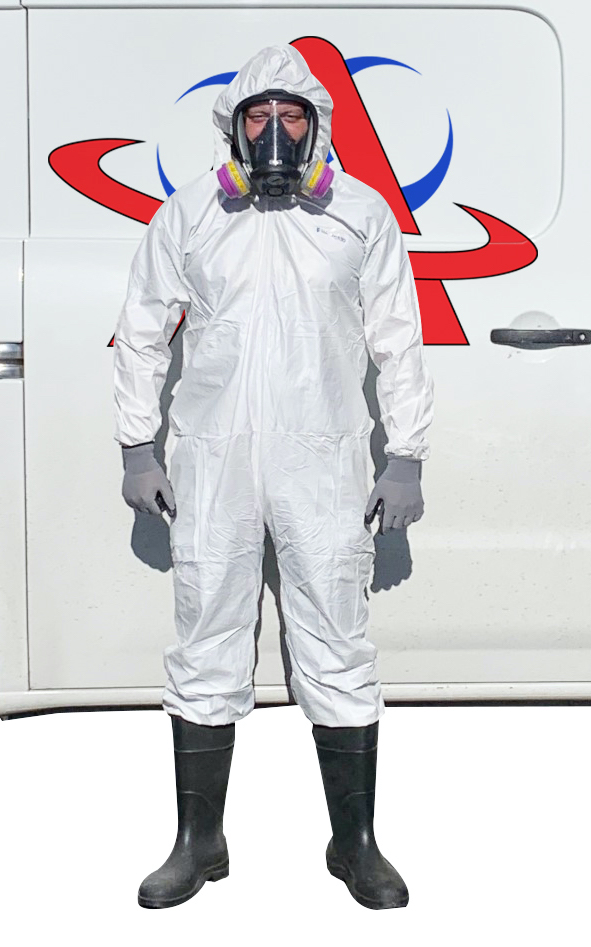 Goodyear Crime Scene Cleanup Suit
