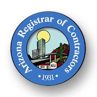 Arizona Registrar of Contractors - Registered Contractor State of Arizona