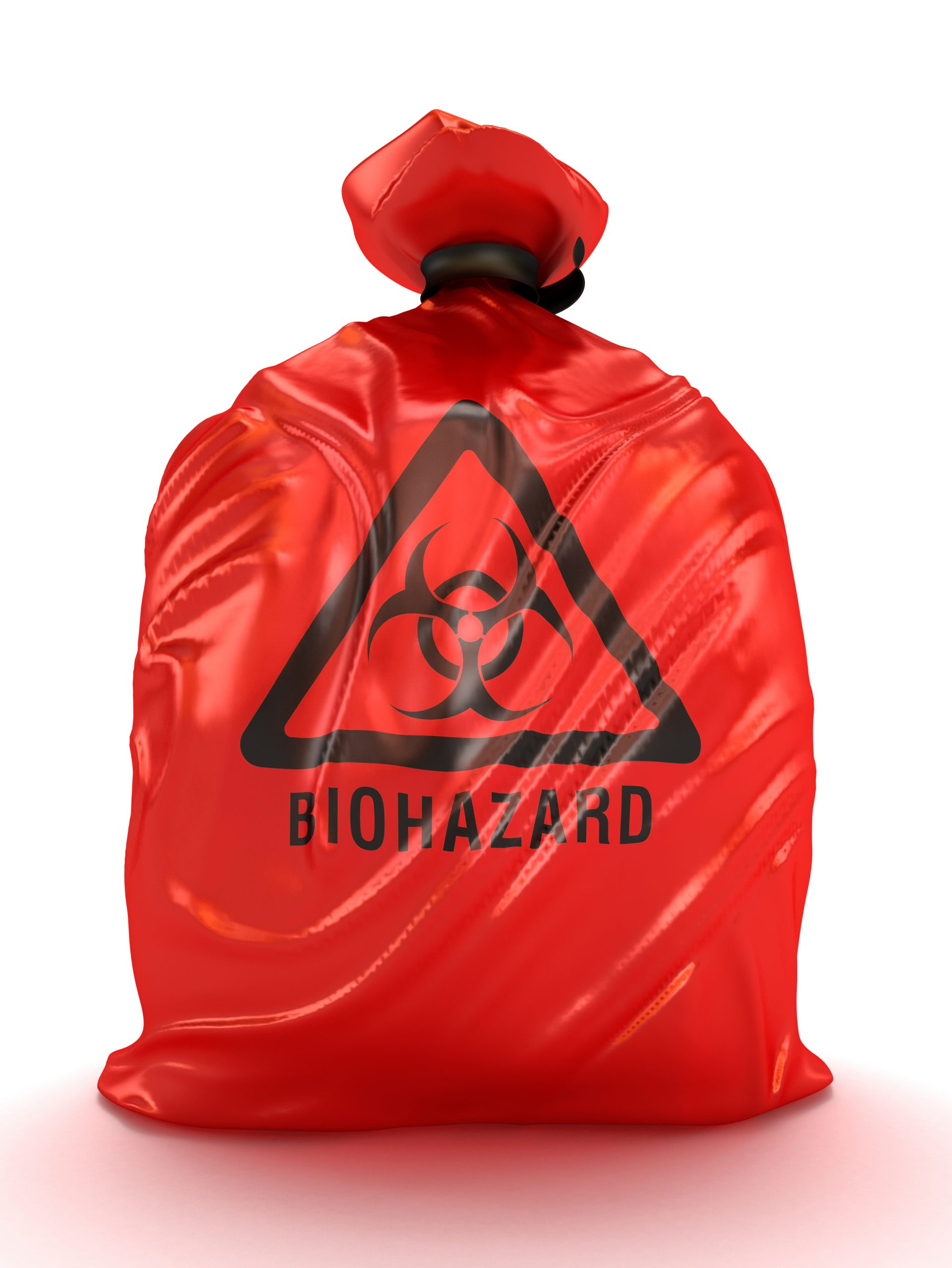 Goodyear Crime Scene Cleanup Biohazard bags