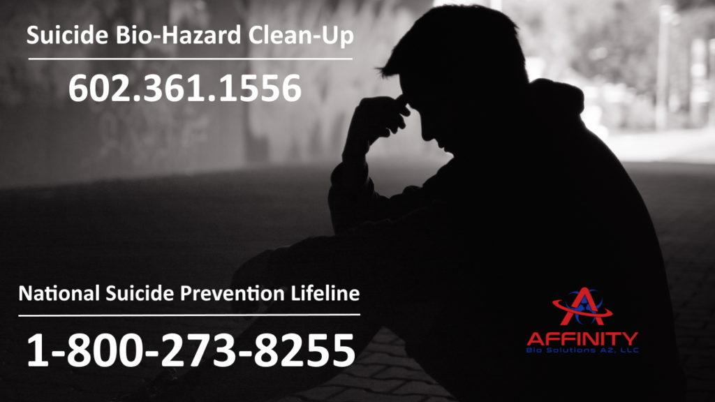 Suicide Cleanup Suicide Prevention Lifeline Glendale Arizona