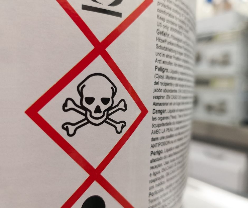 How Are Toxic Chemicals Disposed Of?