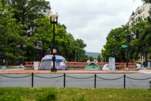 Who to Call for Homeless Encampment Cleanup