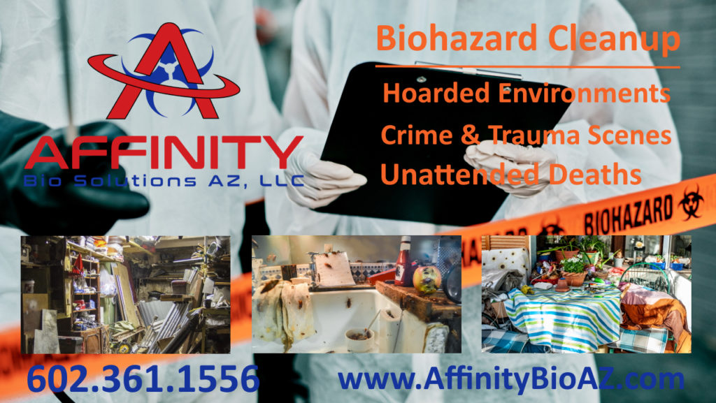 Surprise Arizona Hoarder House Cleaning Hoarded Home Cleanup Hoarding Disorder Help