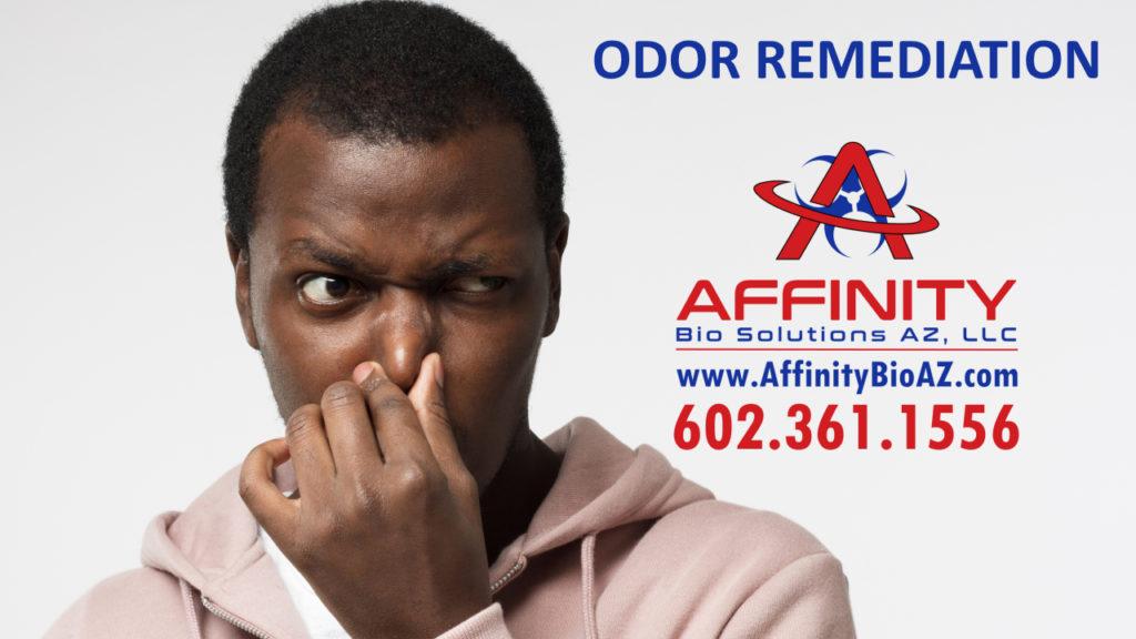 Avondale Arizona Odor Removal and Odor Remediation