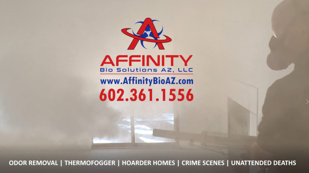 Buckeye Arizona hoarder home cleanup hoarding disorder help and extreme odor removal and biohazard cleaning